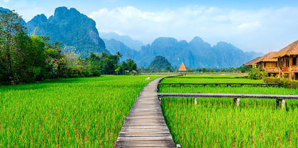 Discover Laos Tours, couples and flights holiday experience