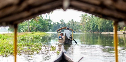 Grand India Tours, flights and rail holiday experience